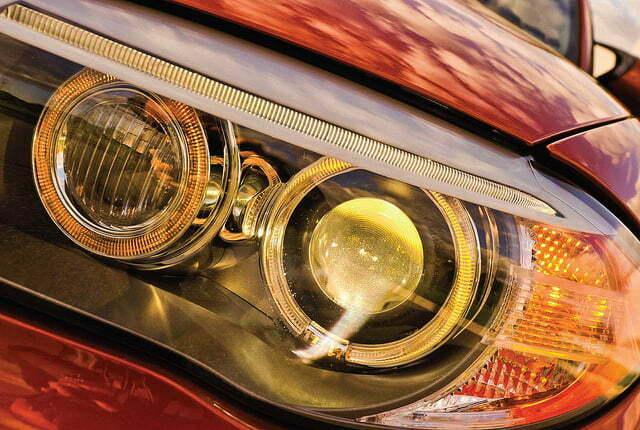 Bi-Xenon Headlights