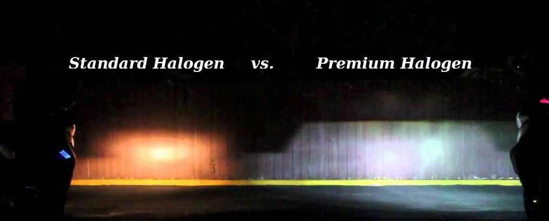 Halogen Light Vs Led >> Are Premium Halogen Headlights Worth It? | HID Lights ...